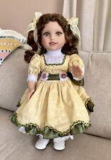 Elsie Dinsmore 18� Doll Life Of Faith With Box Sandra Bilotto
