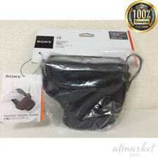 SONY single-lens camera case Soft carrying case LCS-EMJ genuine from JAPAN