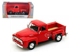 1953 FORD F-100 PICKUP RED 1/43 DIECAST MODEL CAR ROAD SIGNATURE 94204