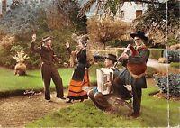 BR48279 La bourre d auvergne costumes folklore music dances