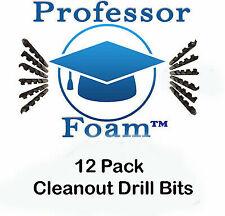 Professor Foam Fits Graco 246629 Ar4242 58 Drill Bit Clean Out 12 Lowest Cost