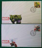 2019 Marvel Avengers Endgame Release Day 2 Covers Hulk AND Thor