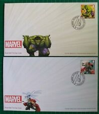 2019 Marvel Avengers Issue libération jour 2 couvre Hulk et Thor