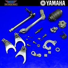 2000 Yamaha WR400 YZ400 YZ426 Transmission Shift Shaft Shifter Pedal Forks