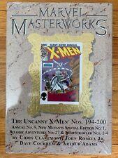 Marvel Masterworks #287 UNCANNY X-MEN Volume #12 DM Variant HC 2020 Global Ship