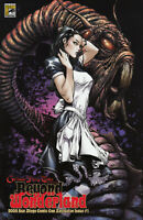Zenescope's GFT Presents Beyond Wonderland #1 SDCC 2008 Exclusive