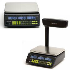 Avery Berkel FX50 Retail Deli Shop Scale with Tower - Easy to Use