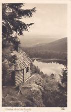 AK , Bayer. Ostmark - Rachelkapelle,1942 gelaufen, Bayer. Wald