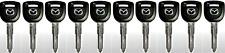 10 Mazda Transonder key MZ34 MAZ24RT17 2 3 5 6 CX7 CX9 MX5 RX8 05-14 NEW Uncut
