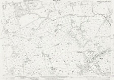 Yeadon Yorkshire map 202-1-1934 W Upper Esholt