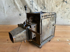 """Circa 1906 Powers Cameragraph Silent Film Projector """"Sold as found AS-IS"""""""