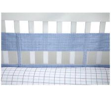Nautica Kids William Secure-Me Mesh Crib Liner