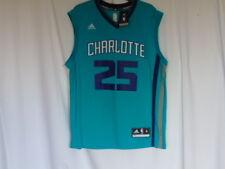 Charlotte Hornets NBA Basketball Jersey - Jefferson #25 - Mens Medium - NWT