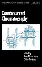 Countercurrent Chromatography (Chromatographic Science, V. 82)-ExLibrary