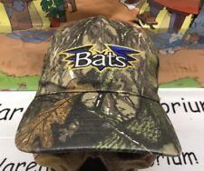 louisville bats Cincinnati Reds MiLb Long John Silvers Sga Hat Cap Camo