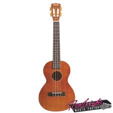 Mahalo MH3VNA Hano Series Tenor Ukulele with Bag and Aquila Strings - Natural