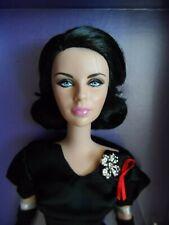 Elizabeth Taylor Silkstone Violet Eyes Barbie Mattel 2012 Gold Label Nrfb