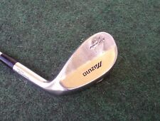 Mizuno MP Series 60 - 09 Lob Wedge Steel Rifle Shaft Golf Club Right Handed Good