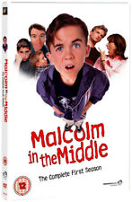Malcolm in the Middle: The Complete Series 1 DVD (2012) Frankie Muniz cert 12 3