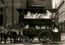 "Paul Desoye Photo, Women, First Communion, Paris,1890-1920, large 13x19"""