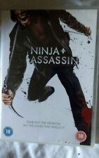 NINJA ASSASSIN DVD