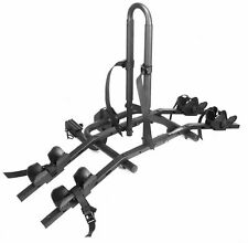 """VENZO 2 Bikes Platform Style 1.25"""" and 2"""" Hitch Mount Bicycle Carrier"""