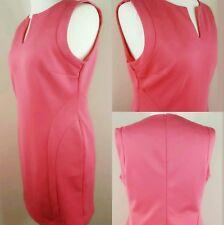 Pink Stretch Shift Dress Plus Size 20 Work Office Wear Formal Party Versatile