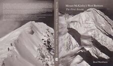 Mountaineering: McKinley, Denali Washburn 1951 First Ascent Diary Ltd Ed Hc Sign