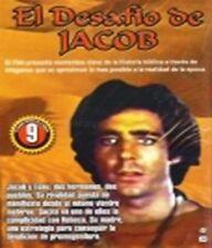 Jose En Egipto y El Desafio De Jacob DVD Pelicula Cristiana Clasica Espanol NEW