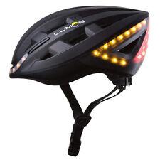 Lumos Kickstart Helmet Universal Adult Charcoal Black