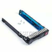 "SATA SSD SFF 2.5"" HDD Tray Caddy For HP ProLiant DL360P Gen8 G8 Generation 8th"