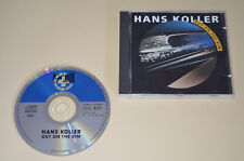Hans Koller - Out On The Rain / In+Out Records 1991 / W. Germany / 1st. Press