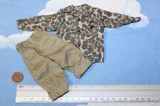 Dragon 1:6TH escala Segunda Guerra Mundial Usmc Camo Chaqueta y Pantalones enrollado CB30914