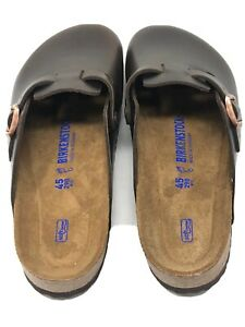 Birkenstock Boston BS Size 45 Normal. Store Display. Please See Pictures.