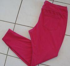 NWOT $39 Hue Women Denim Skinny Leggings Gypsy Rose Sz S #U13570