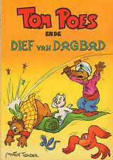 TOM POES EN DE DIEF VAN BAGDAD - Marten Toonder (1983)