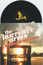 """The Lawrence Arms """"Buttsweat and Tears"""" 7"""" NM Alkaline Trio Slapstick Broadways"""