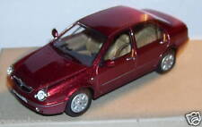 MINIATURE FRANCE SOLIDO LANCIA LYBRA ROUGE GRENAT METAL