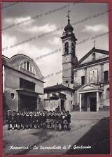 NOVARA ROMENTINO 10 Cartolina FOTOGRAFICA