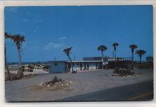 Anchor by-the-Sea Motel Ormond Beach,Florida Postcard