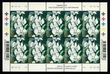 SINGAPORE . 1998 Moth Orchid SHEET (858a) . Mint Never Hinged