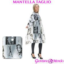 Xanitalia Mantella parrucchiere da taglio - 125x168h