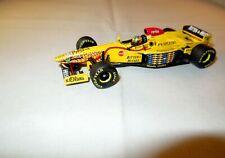 MINICHAMPS Formel 1 F1 Modellauto 1997 JORDAN PEUGEOT 197 Schumacher gelb 1:43