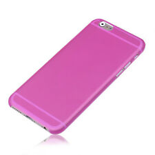 IPhone 6 Fundas de móvil ROSA ROJO y protector de pantalla