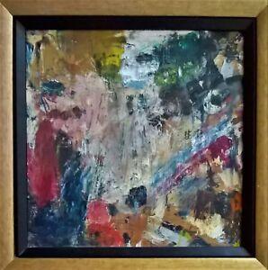 Geoff Gunby original oil on board painting 'The Return of Odysseus' 10/5/07 #216