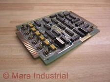 Giddings & Lewis 501-03410-01 Encoder Board - Used