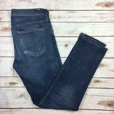 Citizens of Humanity Skinny Jeans womens size 30 High Rise Agnes Stretch Denim