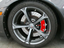 C6 Corvette Z06 / Grand Sport 2006-2013 Brake Caliper Decal Overlay