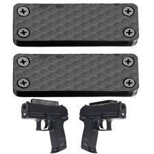 US 35Lbs Gun Magnet Holder Magnetic Mount Car Concealed Holster Magnets 2-Pack