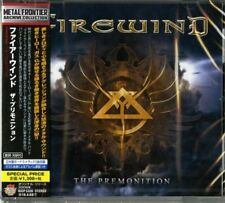 FIREWIND-THE PREMONITION-JAPAN CD BONUS TRACK C41
